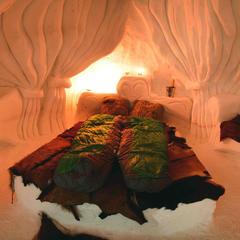 nuit insolite igloo avoriaz - ©JCB Cameleon