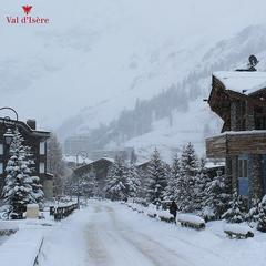 Val d'Isere Nov. 26, 2015 - ©Val d'Isere