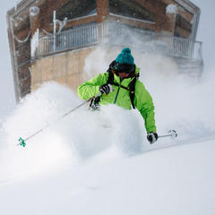 Our Favorite Photos From November - ©Jason Lombard, courtesy of Wolf Creek Ski Area