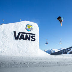 Der VansPenkenPark bietet alles, was sich Snowboarder wünschen - ©Mayrhofner Bergbahnen