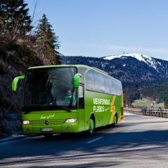 Mit dem Fernbus ganz flix ins Skivergnügen: Zehn Skigebiete mit Top-Anbindung - ©MeinFernbus/Flixbus