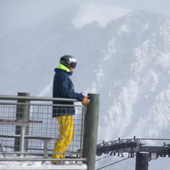 A-Basin high alpine views - ©Liam Doran