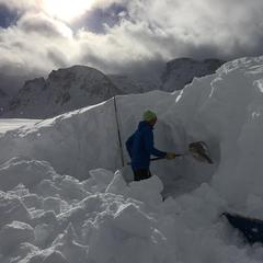 In Tignes klagt man derzeit nicht über Schneemangel - ©Tignes/Facebook