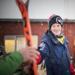 Impressionen vom AllonSnow Skitest in der Skiwelt Wilder Kaiser Brixental (11./12.1.16) - ©Roman Knopf | AllonSnow