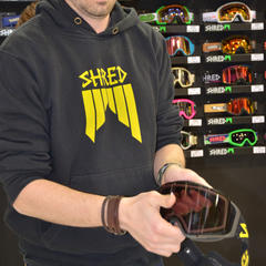 Shred bei der ISPO 2016 - ©Skiinfo
