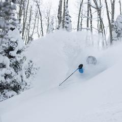 Powder Gallery: Blowin' Out West - ©Scott Smith