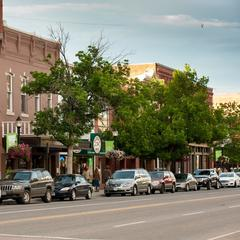 Downtown Bozeman - ©Donnie Sexton