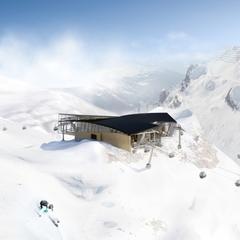 Zwischenstation Trittkopf - ©Arlberger Bergbahnen