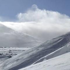 Drømmedag i Hallingskarvet skisenter