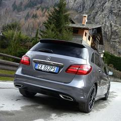 Nuova Mercedes-Benz Classe B - ©Mercedes-Benz