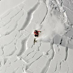 Avalanche : prenez garde aux signes avant-coureurs - ©Mark Gallup
