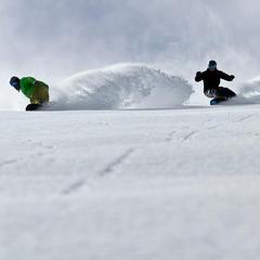 Mt. Bachelor powder - ©Jon Trapper/Mt. Bachelor Resort
