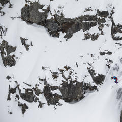 Freeride World Tour Verbier 2016 - ©Freeride World Tour | J. Bernard