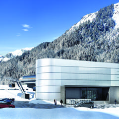 3S-Eisgratbahn - ©Stubaier Gletscher / Renderwerk.at