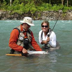 Valley Fishing Guides - ©Valley Fishing Guides Ltd.