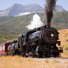 Heber Valley Movie Train - ©Rocky Mountain Outfitters