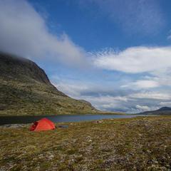 Wildcampen ist nicht überall erlaubt! - ©Erika Spengler
