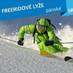 Skitest 2016/17: Freeridové lyže pánské - ©stefcervos