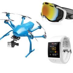 10 idées cadeaux High Tech pour skieurs geek