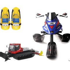 jouets hiver neige