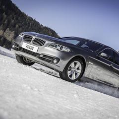 conduite sécurisée avec pneus neige - ©Nokian Tyres