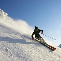 Ski en toute liberté sur le domaine des Grands Montets - ©Mario Colonel - OT Chamonix