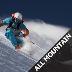 Gamme ALL MOUNTAIN Movement - ©Movement skis