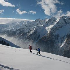Urlop w Dolinie Zillertal: na sportowo i zimą i latem - ©Frank Bauer