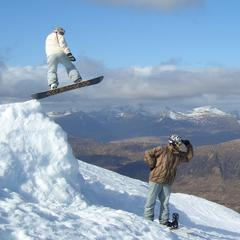 Freestyle at Glencoe, Scotland (Glencoe mountain Ltd)