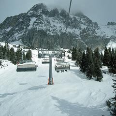 Skigebiet Ehrwalder Alm - ©Markus Hahn