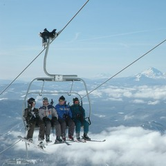 Mt Hood Meadows OR lift (Jay Carroll)