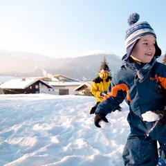 Schneespaß für die ganze Familie im Kleinwalsertal  - ©Kleinwalsertal Tourismus