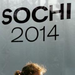 Sotschi 2014 - Fan bei der Vergabefeier - ©www.sochi2014.com
