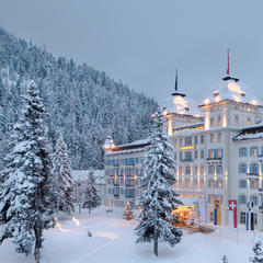 Kempinski Grand Hotel des Bains in St. Moritz