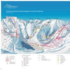 Andermatt, utviklingsplaner - ©Andermatt Swiss Alps