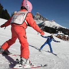 QUEI MAGNIFICI CINQUE: neve a portata di bambini