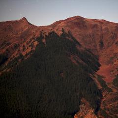 Highland Bowl under a full moon - ©Tim Shisler