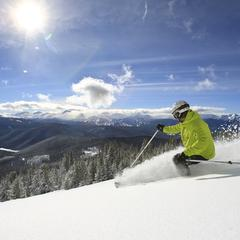 Early Season Skiing at Keystone