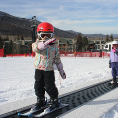 All aboard the Magic Carpet at Park City Mountain Resort.