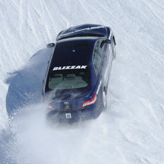 Car Winterizing and Snow Driving Tips - ©Bridgestone Driving School