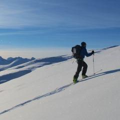 Skifahren rund um den Romsdalfjord (NOR) - ©Romsdal Lodge