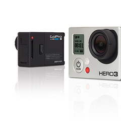 Die GoPro Hero3 in der Black Edition - ©GoPro.com