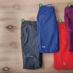 2013 Women's Ski & Snowboard Pants & Bibs