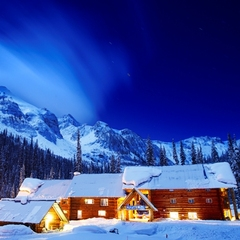 Chatter Creek Lodge - ©Alain Sleigher Photography