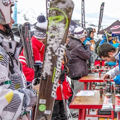 Val Thorens Ski Force Winter Tour 2012