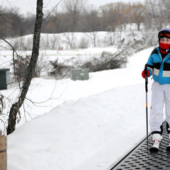 Skiers at Grand Geneva in Wisconsin. - ©Grand Geneva