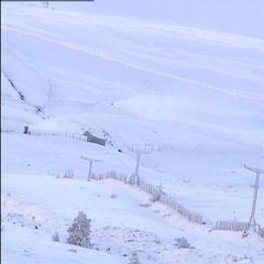 Fresh snow in Cairngorm. Nov. 29, 2012
