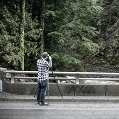 Dane Henry capturing the PNW in all its water laden glory