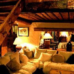 Ambiance cosy chez Mérie à Sainte-Foy Tarentaise