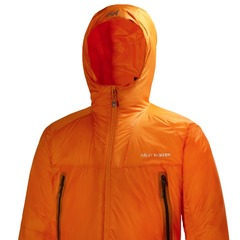 Helly Hansen Odin Hooded Belay - Leave it to the Norwegians to design a jacket that can withstand whatever weather comes your way. The expedition-grade Odin Hooded Belay is a longer, warmer rift on the Odin Isolator jacket and comes with a big, comfy hood